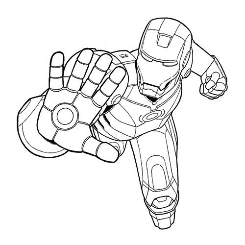 Iron man power clipart clipartfox.