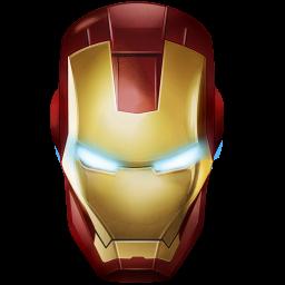 Iron Man Clipart Vector.