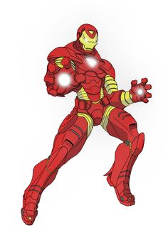 Iron Man Shield Clipart.