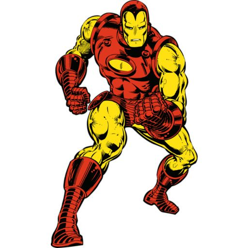 Iron man shield clipart.