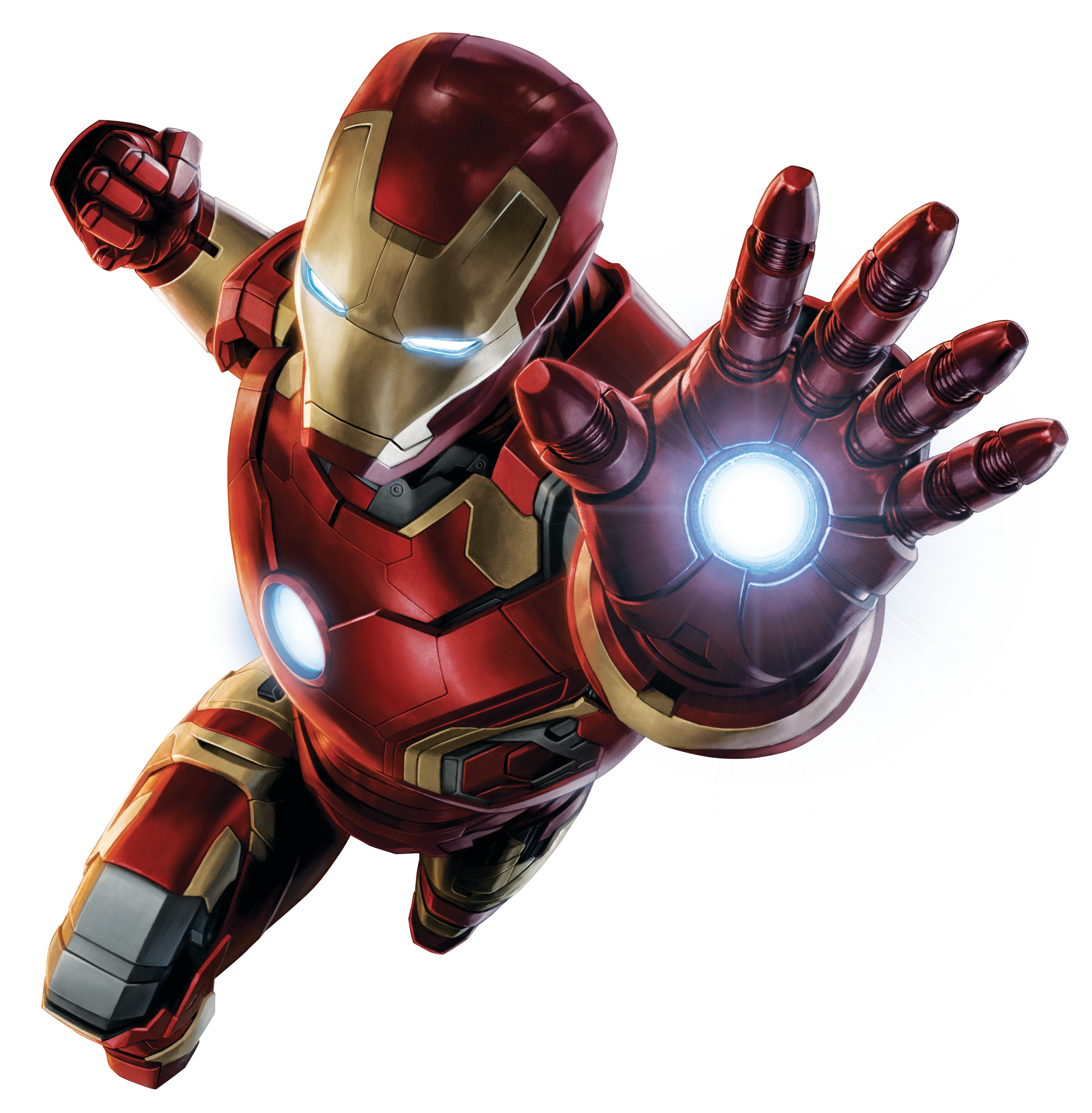 Free PNG Iron man.