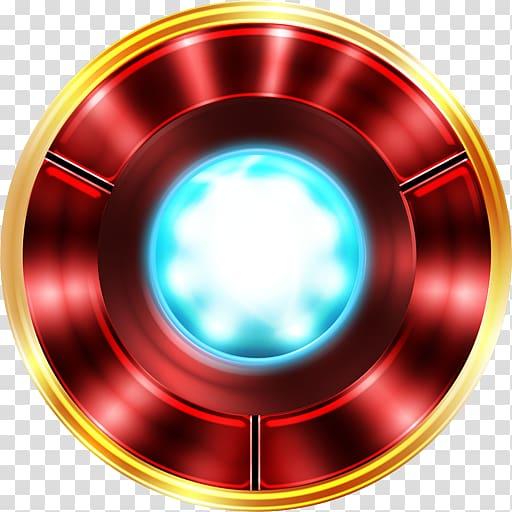 Iron Man chest, The Iron Man Icon, Ironman icon transparent.