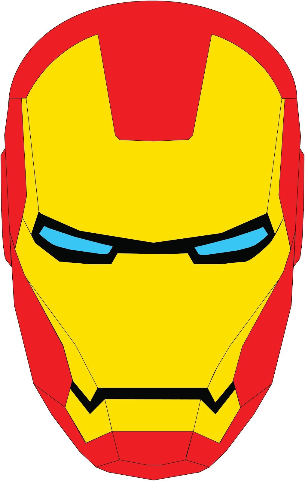 Ironman Template.