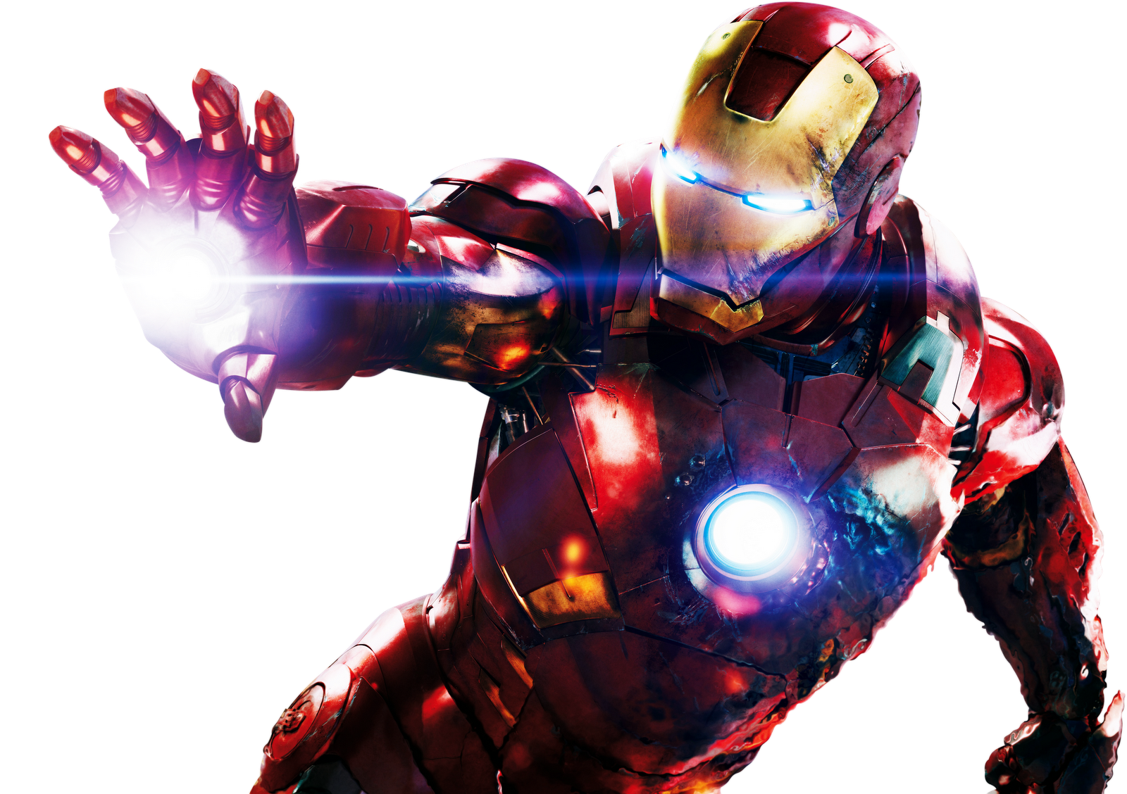 Use These Iron Man Vector Clipart #13124.