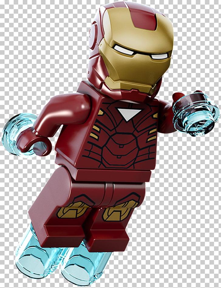Iron Man Lego Marvel Super Heroes Amazon.com Lego minifigure.