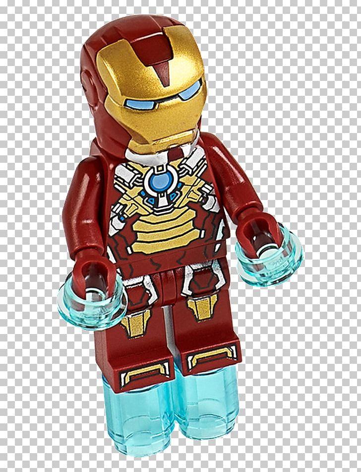 Lego Marvel Super Heroes Mandarin Iron Man Lego Minifigure.