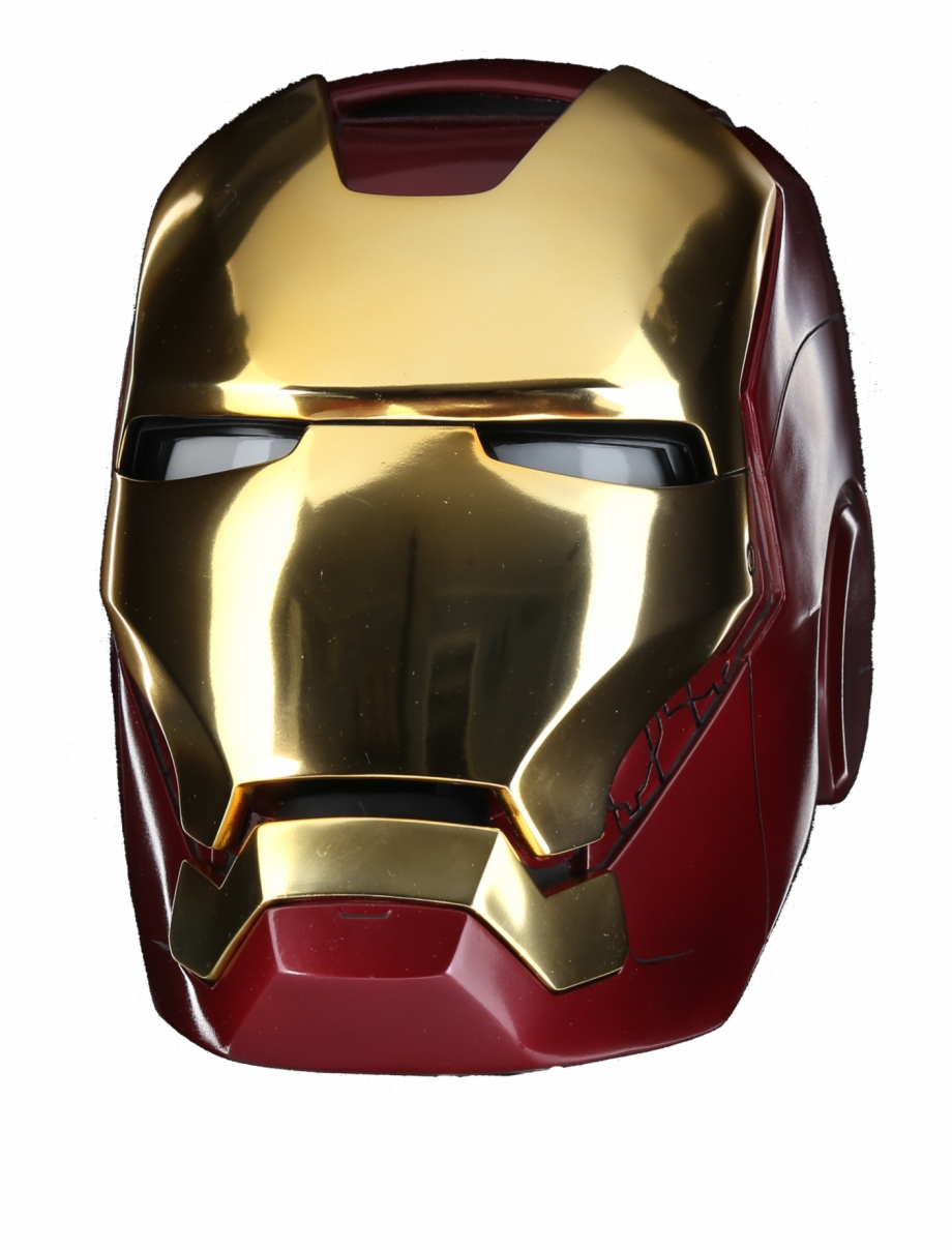 Iron Man Mark Vii Helmet Prop Relica.
