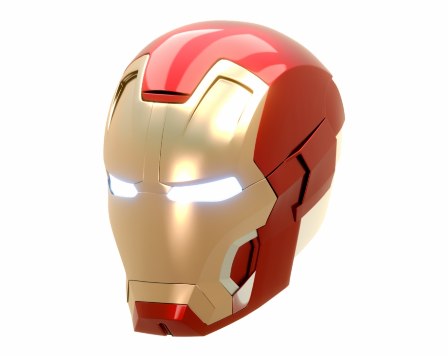 Iron Man Helmet Png.