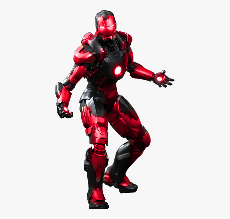 Iron Man Suit Png.