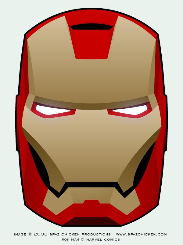 Iron Man Mask? Free Iron Man Mask? Roll Up!.