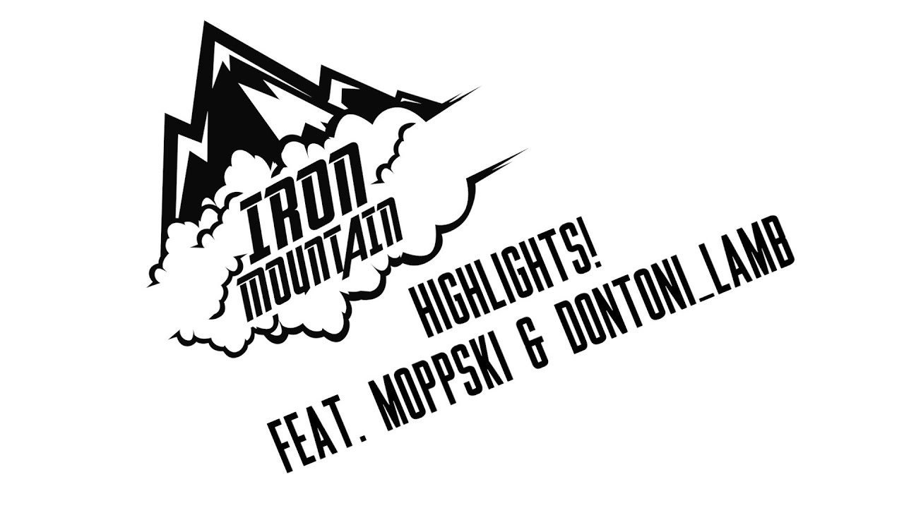 KNIFE FIGHT!: Iron Mountain Highlights week of 12.