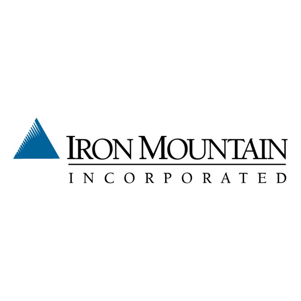 Iron Mountain logo, Vector Logo of Iron Mountain brand free download.