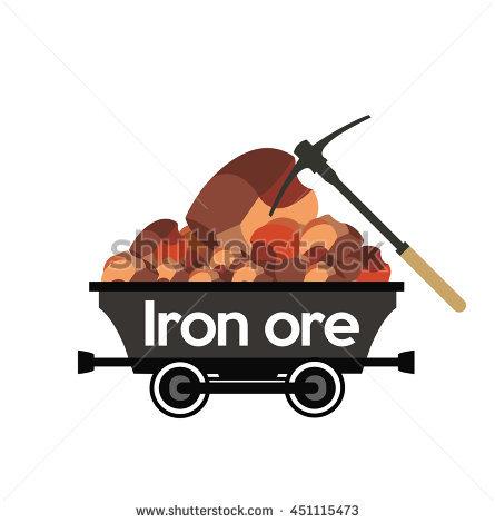 Iron Ore Stock Vectors, Images & Vector Art.