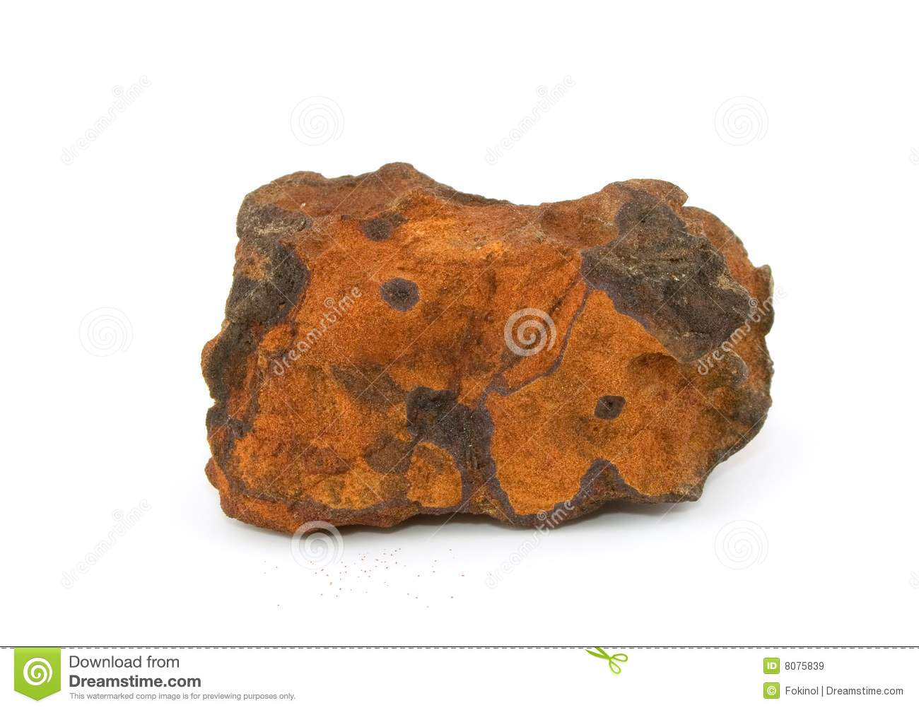 Iron Ore Royalty Free Stock Images.