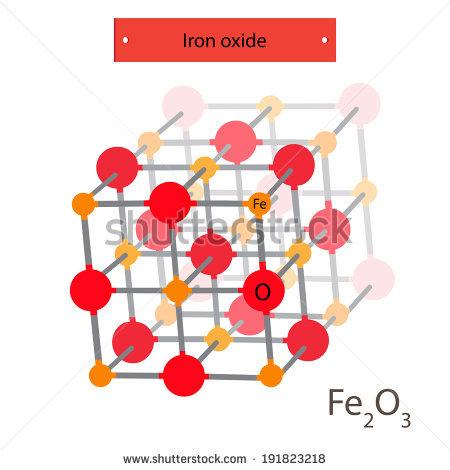 Iron Oxide Stock Vectors & Vector Clip Art.
