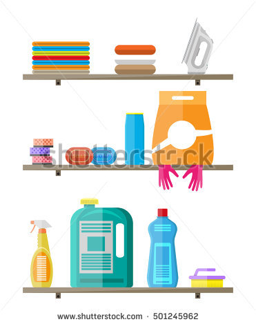 Iron Shelf Stock Photos, Royalty.
