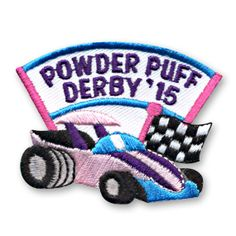 Powder Puff Derby Clipart.