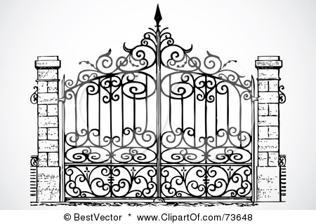 1000+ images about Wrought Iron gate designs on Pinterest.