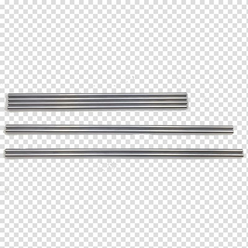 Stainless steel Metal Threaded rod Pin, Steel rod.