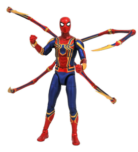 Details about MARVEL SELECT INFINITY WAR IRON SPIDER.