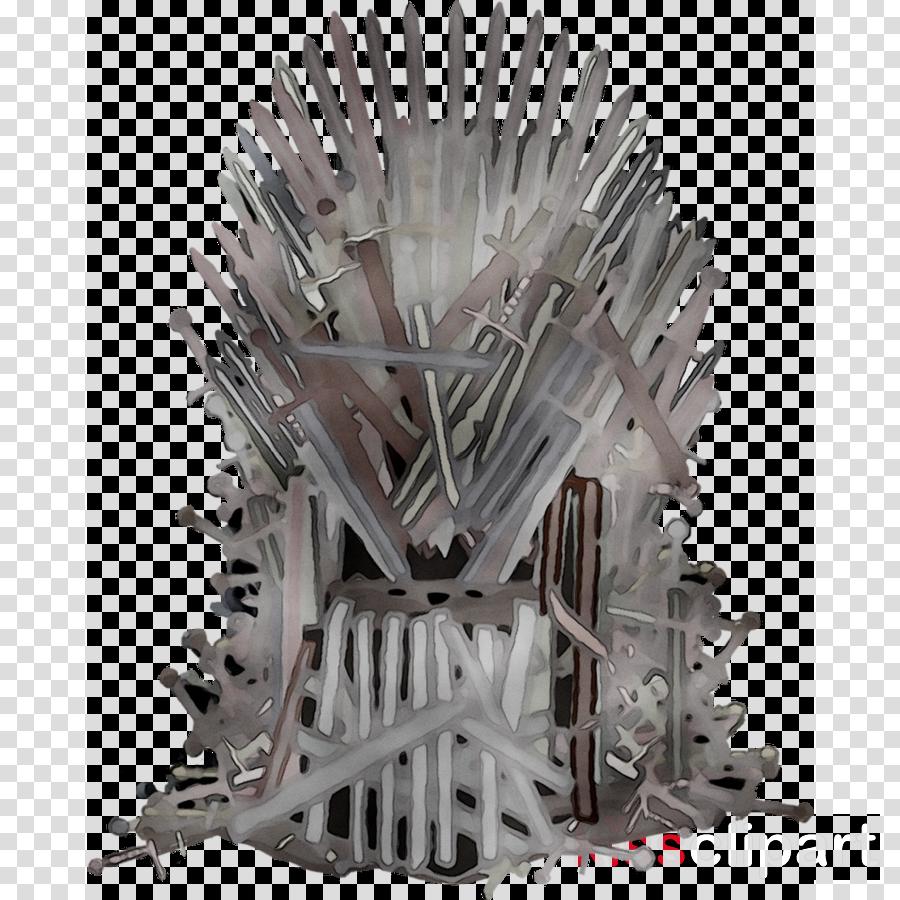 Iron Throne clipart.