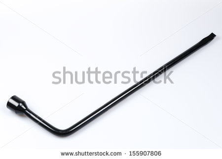 Tire Iron Stock Images, Royalty.