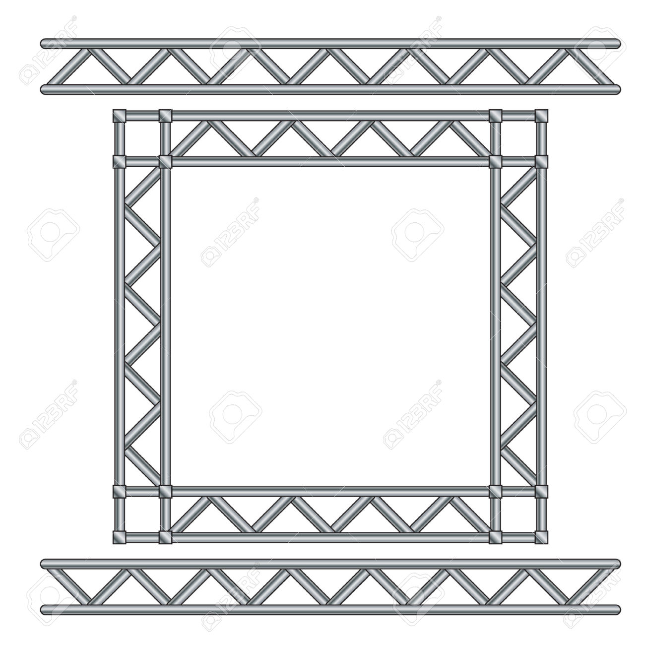 Metal Truss Royalty Free Cliparts, Vectors, And Stock Illustration.