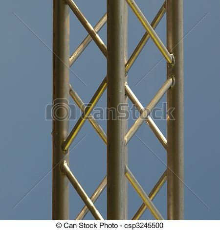 Stock Photography of Truss.