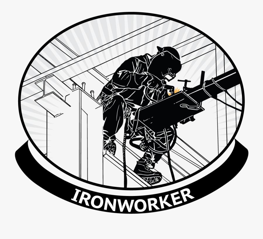 Clip Art Ironworker Clipart.