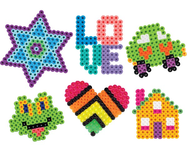 1000+ images about Perler / Melty Beads on Pinterest.