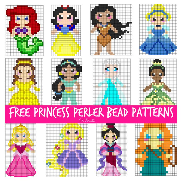1000+ ideas about Perler Bead Templates on Pinterest.