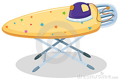Ironing Board Stock Photos, Images, & Pictures.