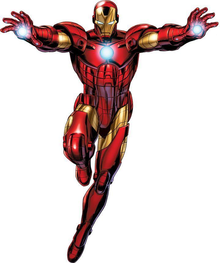 Iron #Man #Clip #Art. (THE * 5 * STÅR * ÅWARD * OF: * AW YEAH, IT'S.