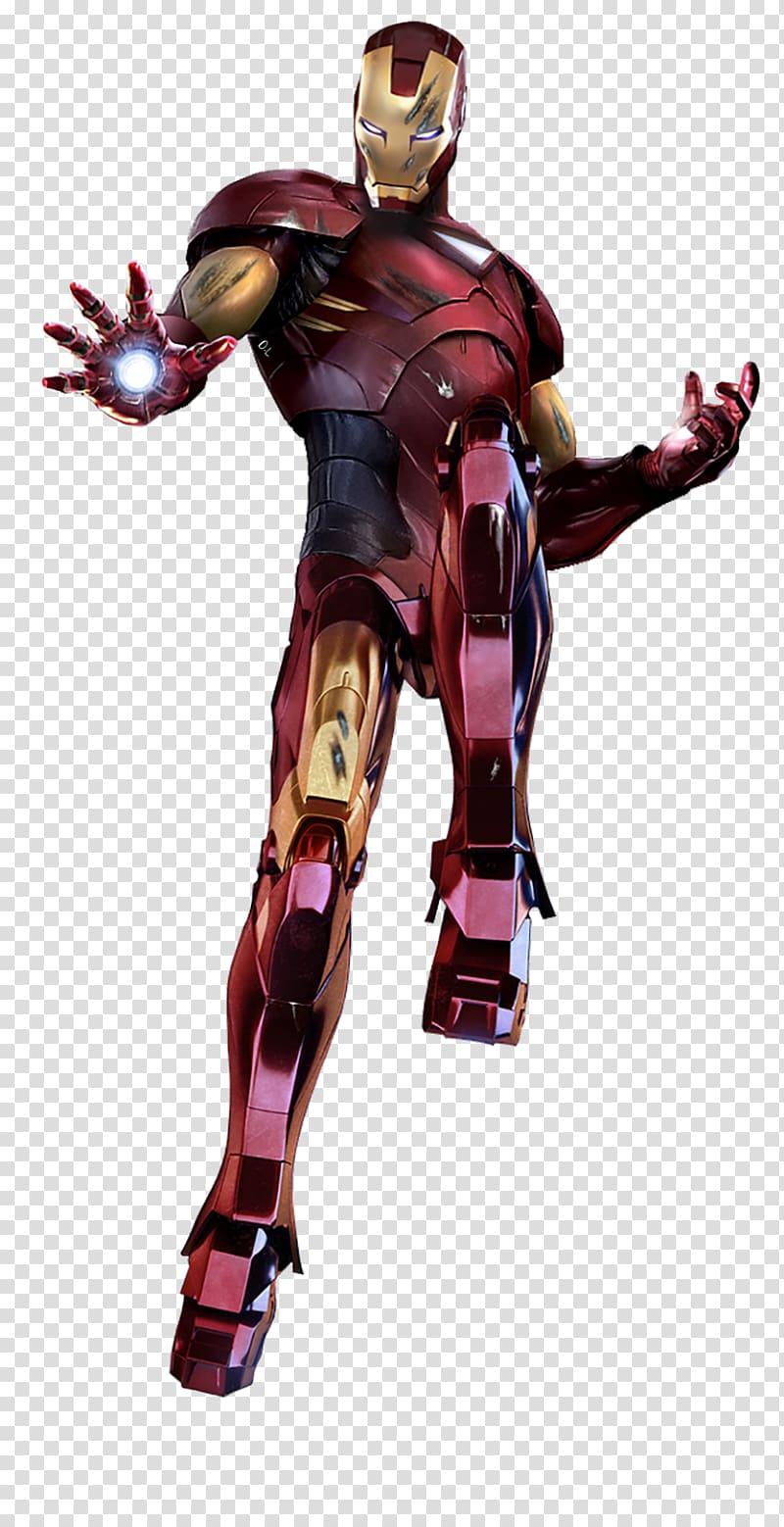 Marvel's Iron Man, Iron Man Extremis Mandarin Comics, ironman.