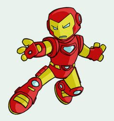 Iron Man Clip & Iron Man Clip Clip Art Images.