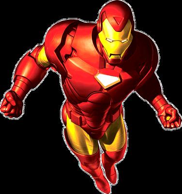 Best Iron Man Clip Art #6113.