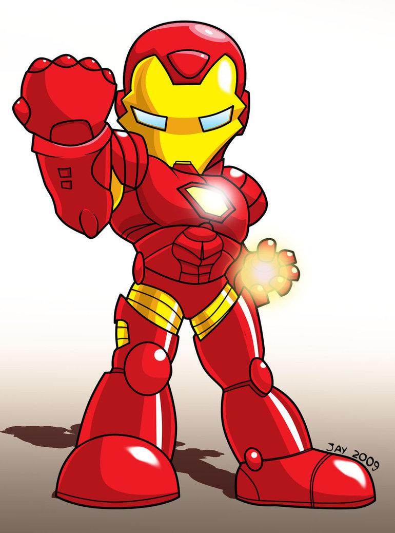 iron man clipart.