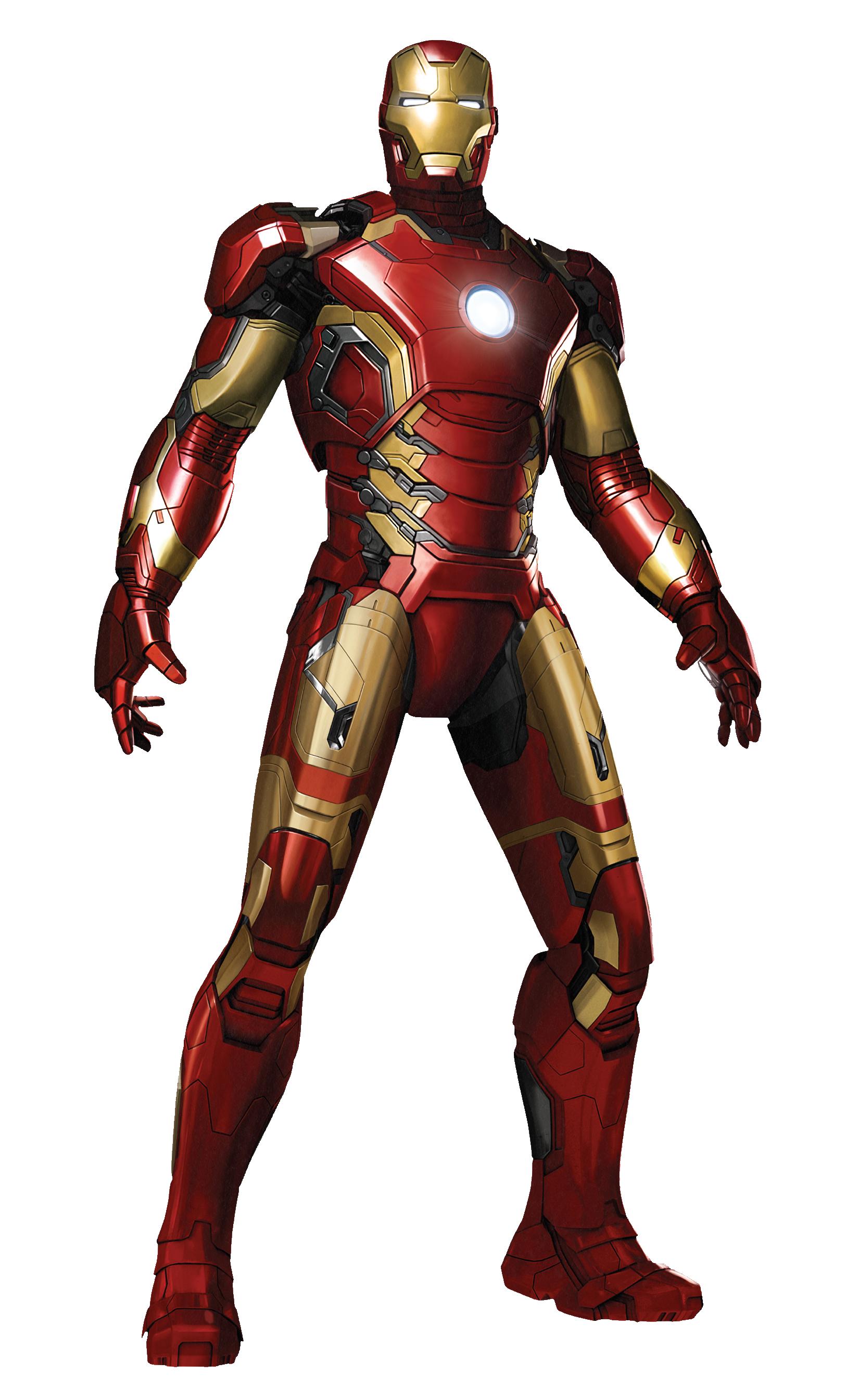 Ironman PNG Image.