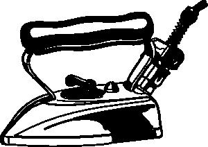 Iron Clip Art at Clker.com.
