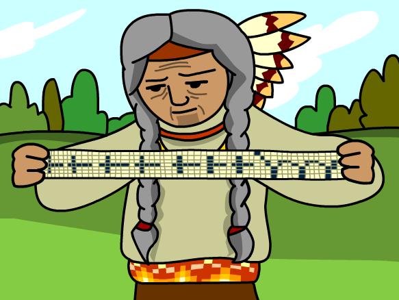 Haudenosaunee (Iroquois) Confederacy.