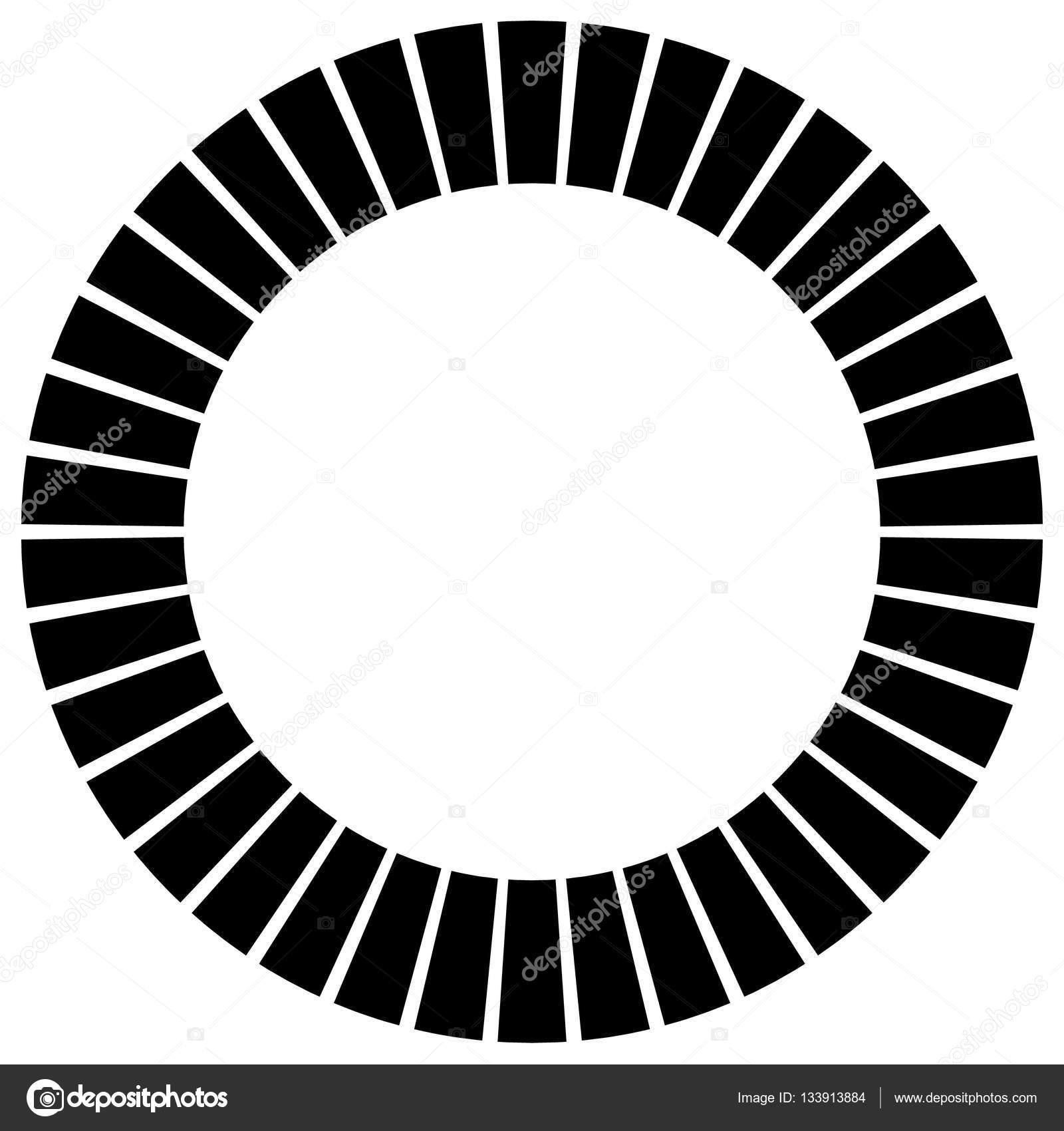 Élément cercle inscrit — Image vectorielle vectorguy © #133913884.