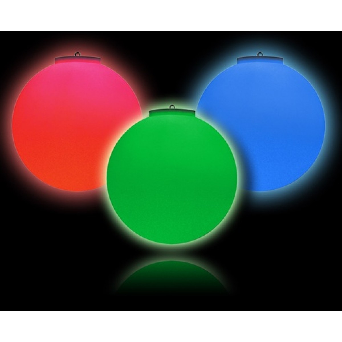 Irradiant LED Glow Ball.