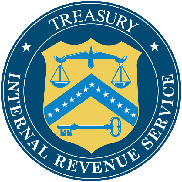 Internal Revenue Service Clipart.