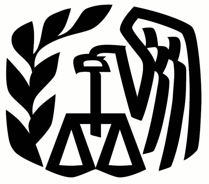 File:Internal Revenue Service logo.png.