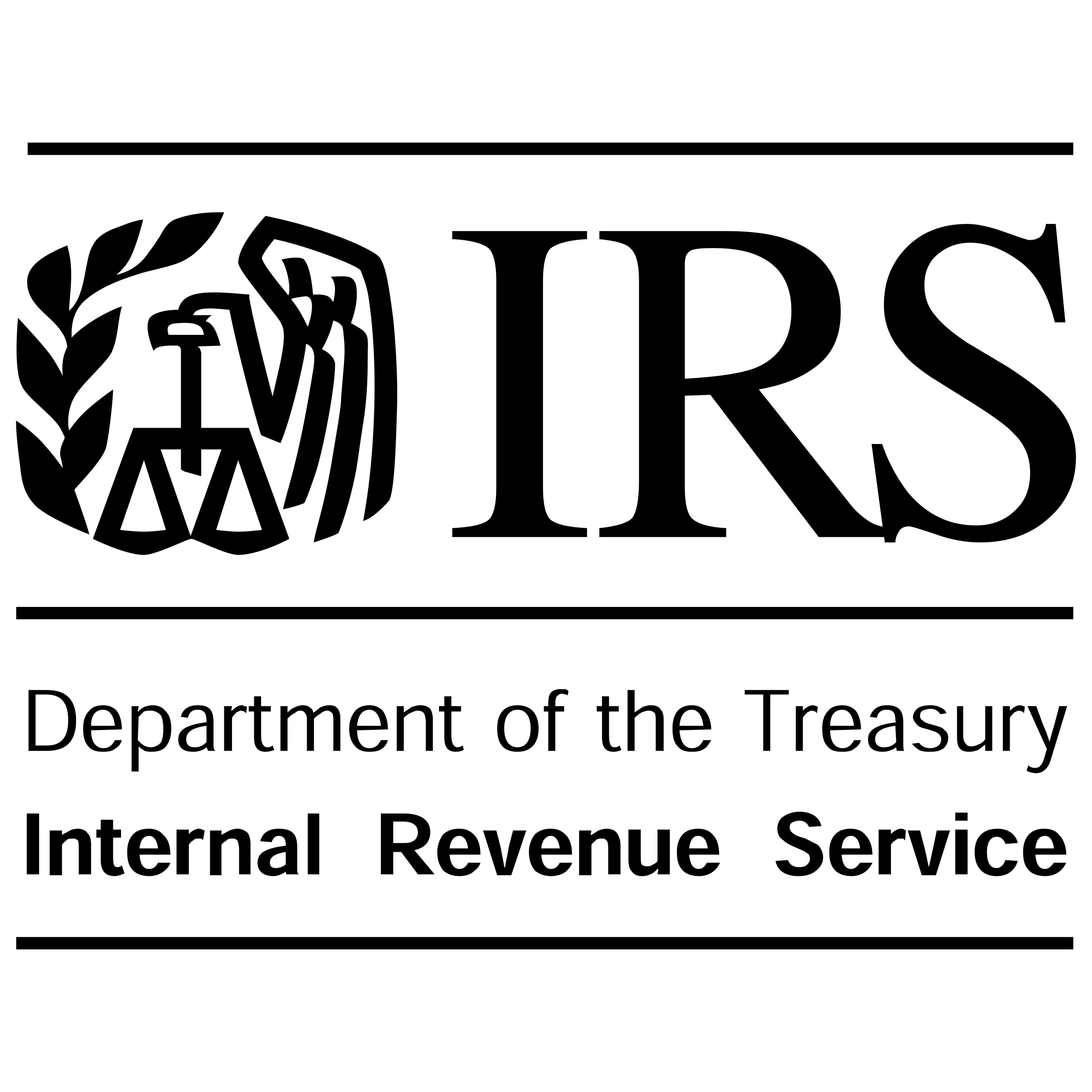 IRS Logo PNG Transparent & SVG Vector.