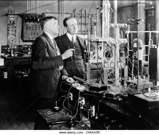 Chemistry Laboratory Black and White Stock Photos & Images.