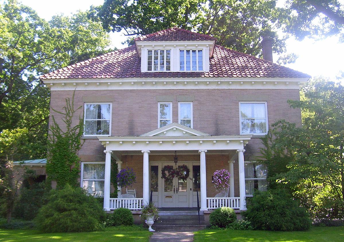 Irving Langmuir House.