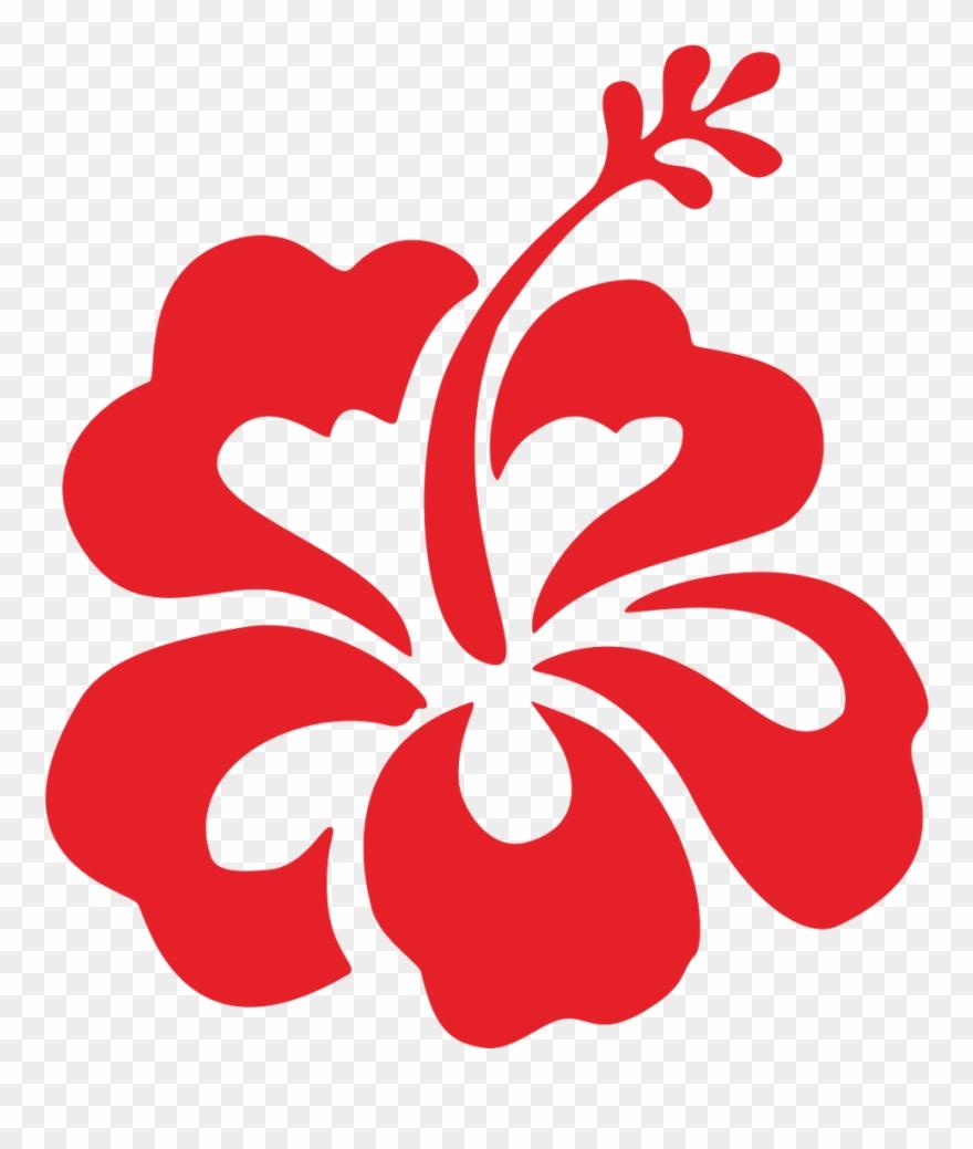 Hibiscus Flower Logo Vector Format Cdr Ai Eps Svg Banana.