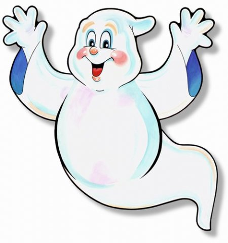 Free ghost clipart public domain halloween clip art images.