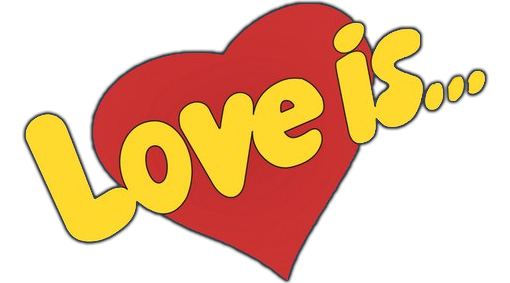 Love Is Png Vector, Clipart, PSD.